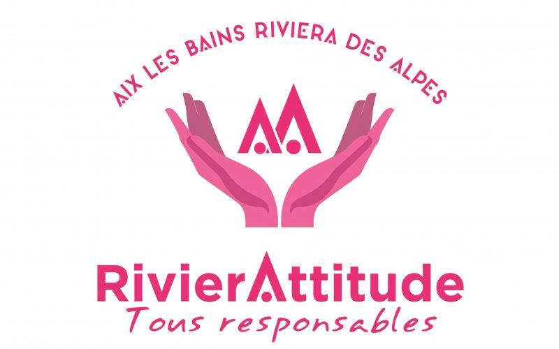 logo label RivierAttitude