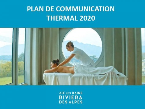 Plan de communication thermal 2020