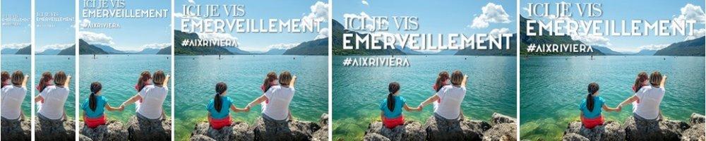 kit de communication digitale Aix les bains Riviera des Alpes
