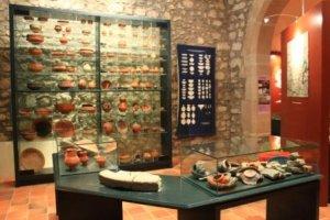 musée gallo-romain -mairie-Chanaz